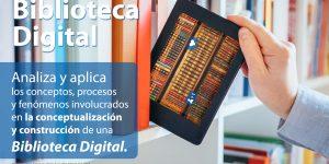 Curso de Biblioteca Digital